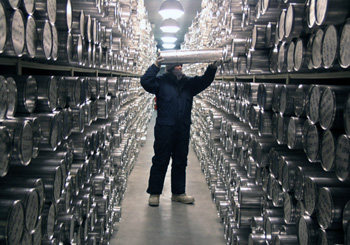 NICL currently stores over 17,000 meters of ice core collected from various locations in Antarctica, Greenland, and North America NICL currently stores over 17,000 meters of ice core collected from various locations in Antarctica, Greenland, and North America