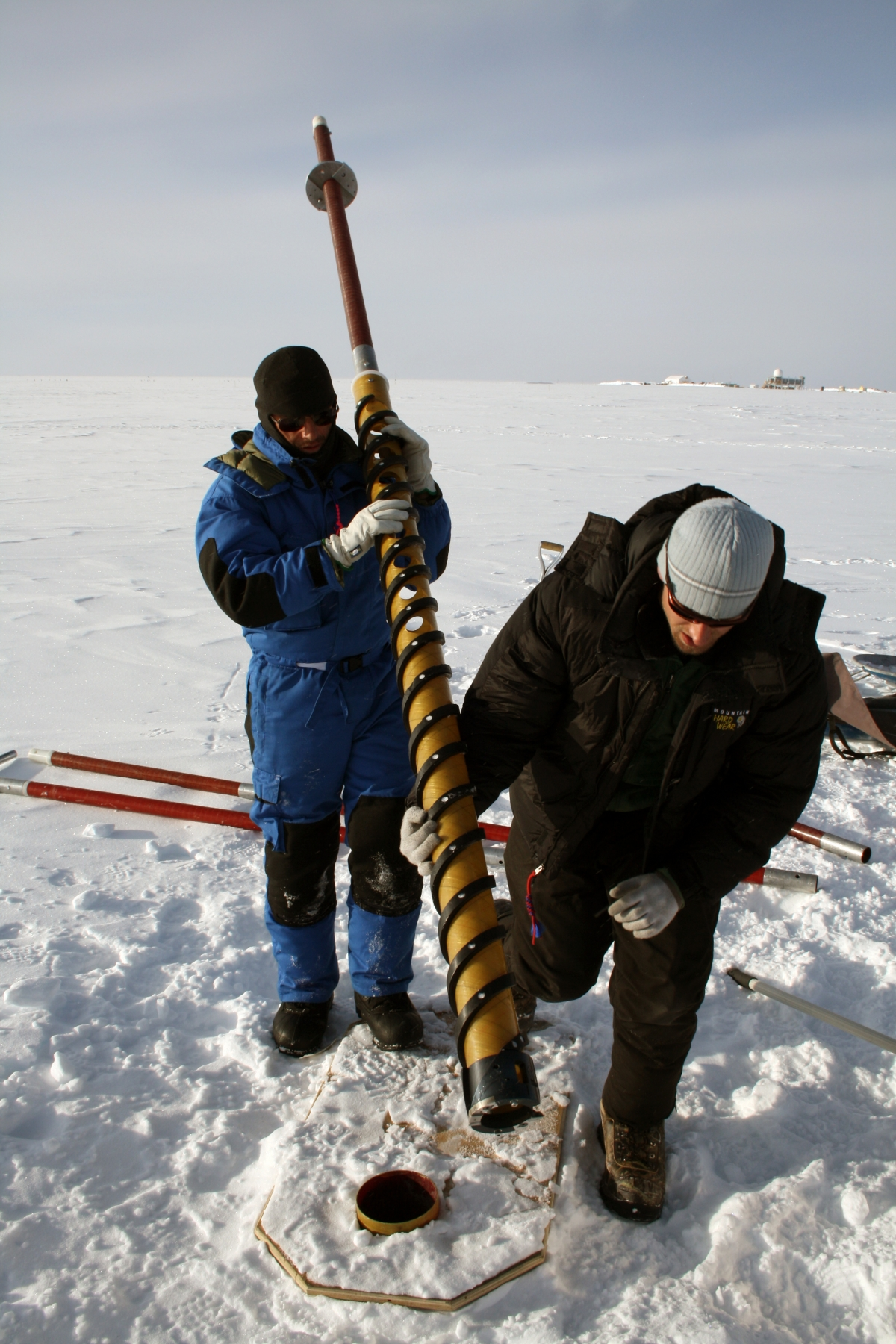 About Ice Cores